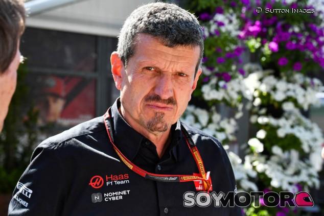 Steiner aboga por las parrillas invertidas en la Fórmula 1 - SoyMotor.com