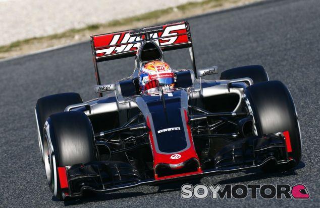 Haas F1 Team ya está listo para Australia - LaF1