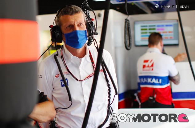 Steiner, esperanzado tras visitar la fábrica de Haas en Maranello