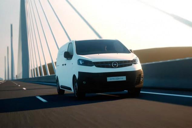 Stellantis prepara una furgoneta de hidrógeno para sus marcas - SoyMotor.com