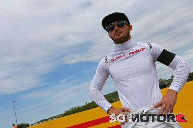 Will Stevens en Hungría - LaF1