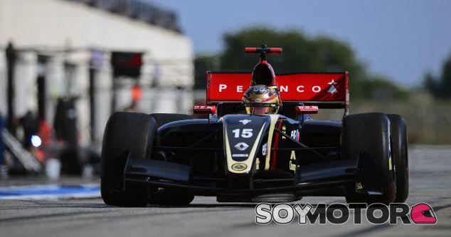 Sainz Jr. y Merhi empiezan dubitativos el fin de semana