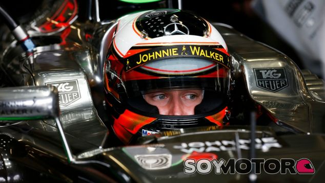 Vandoorne quiere ser piloto titular en 2017 - LaF1