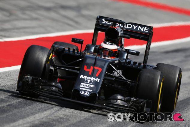Vandoorne corrobora el progreso de McLaren-Honda - LaF1