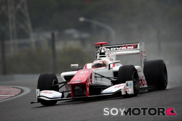Vandoorne, piloto de Honda en la Super Fórmula - LaF1