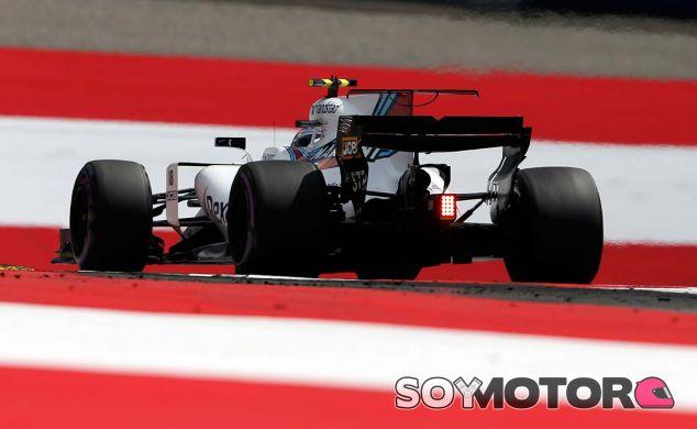Williams en el GP de Austria F1 2017: Viernes - SoyMotor.com