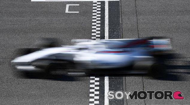 Lance Stroll en Barcelona - SoyMotor