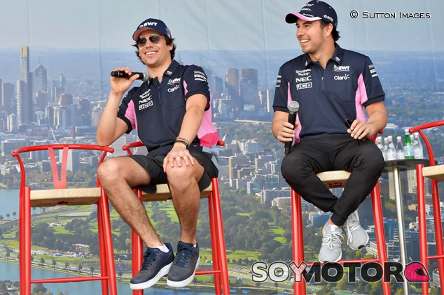 """Pérez, sobre Stroll: """"Es mi compañero de equipo más rápido en carrera"""" - SoyMotor.com"""