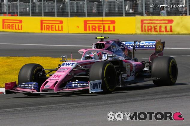 Racing Point en el GP de Canadá F1 2019: Domingo - SoyMotor.com