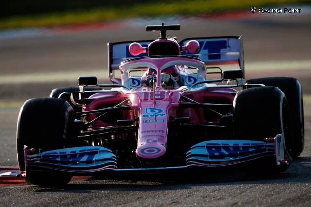 """Racing Point: """"Tiene más sentido seguir a Mercedes que hacer un Red Bull"""" - SoyMotor.com"""