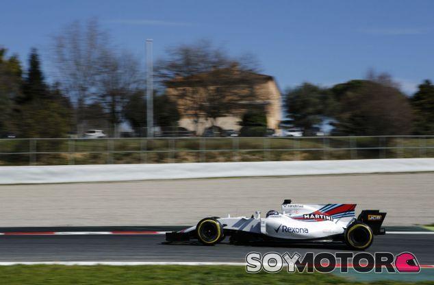 Williams no confirma su presencia en el cuarto día de test - SoyMotor