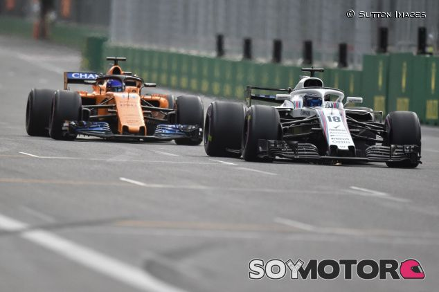 Los coches de Williams y McLaren – SoyMotor.com