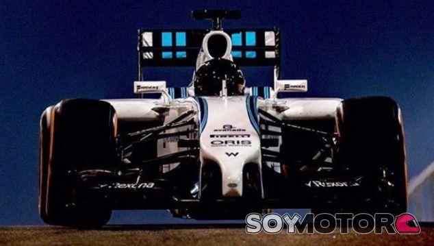 Stroll completa un test privado con Williams en Sepang - SoyMotor.com