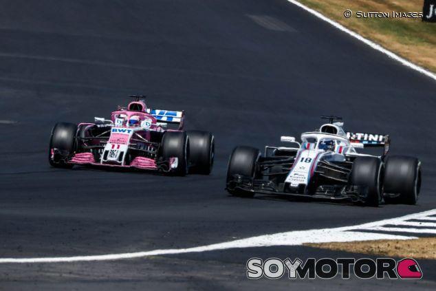 Lance Stroll y el Force India – SoyMotor.com