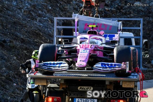 Racing Point en el GP de Portugal F1 2020: Viernes - SoyMotor.com