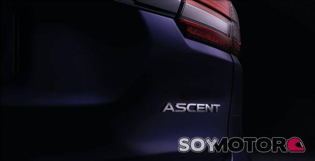 El Subaru Ascent será presentado el próximo 28 de noviembre - SoyMotor