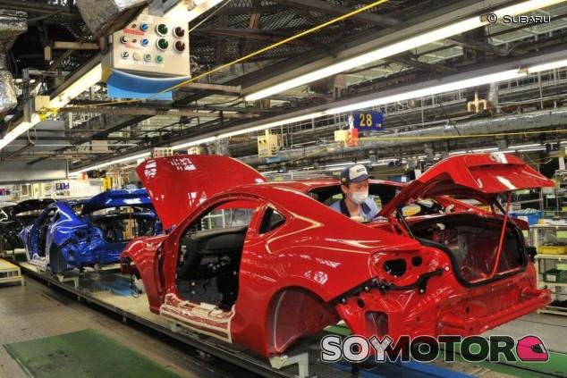 Subaru ha anunciado el cese de producción del BRZ - SoyMotor.com