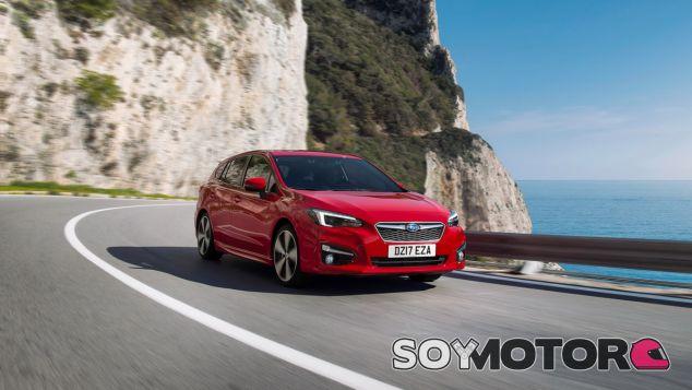 Primeras imágenes oficiales del nuevo Subaru Impreza en su variante europea - SoyMotor
