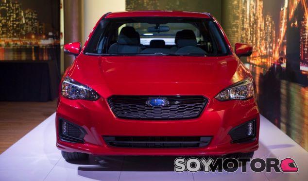 El lavado de cara del Subaru Impreza da un paso adelante en elegancia - SoyMotor