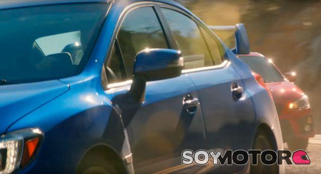 Subaru WRX vs. WRX STI: difícil elección - SoyMotor.com