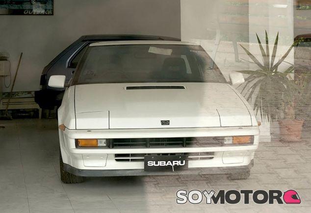 Concesionario Subaru abandonado - SoyMotor.com