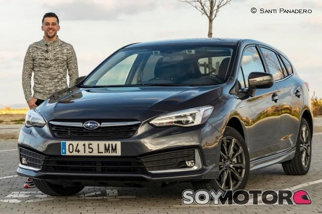 Subaru Impreza Eco Hybrid 2021: un híbrido con personalidad propia - SoyMotor.com