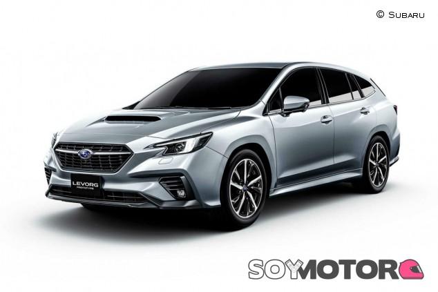 Subaru Levorg Prototype: anticipo muy ajustado a la realidad - SoyMotor.com