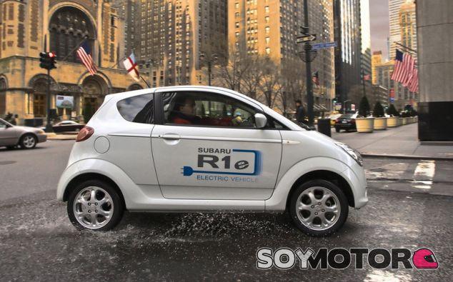 Subaru R1e - SoyMotor.com