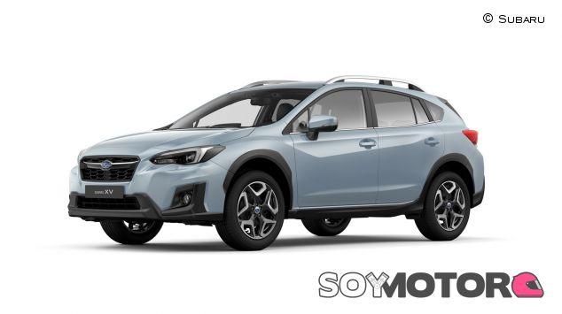 Subaru XV: Adelanto de futuro en Ginebra - SoyMotor.com