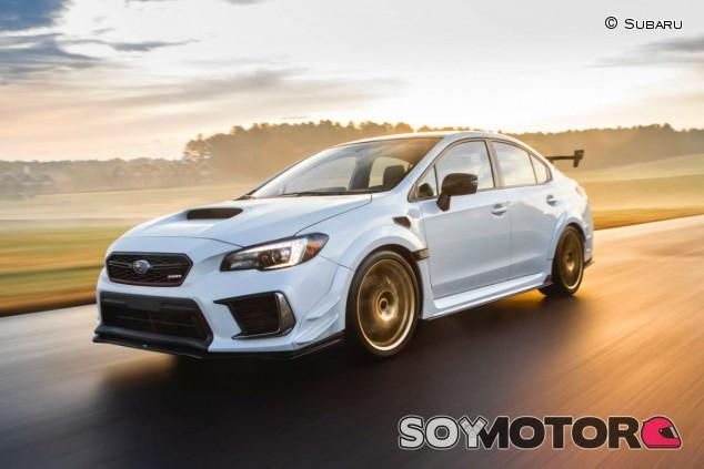 Subaru WRX STI S209 - SoyMotor.com