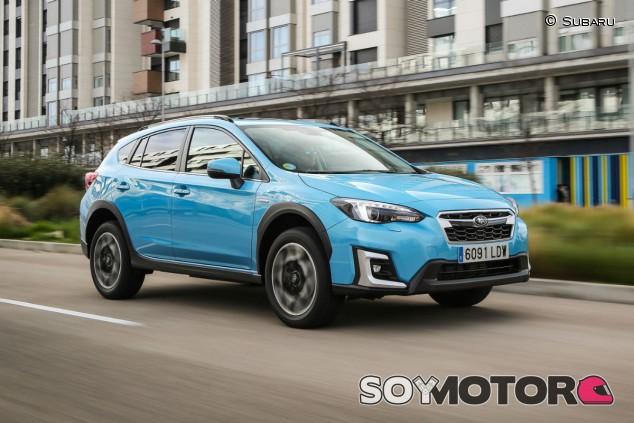 Subaru XV Eco Hybrid 2020: el placer de lo diferente - SoyMotor.com