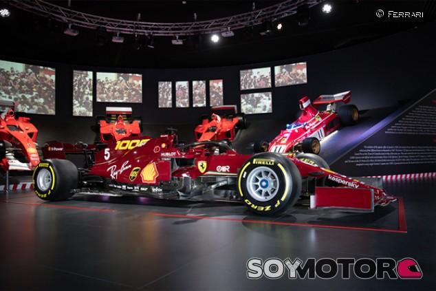 Una réplica del SF1000 de Mugello, joya de la gran subasta de Ferrari - SoyMotor.com