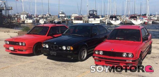 La colección de clásicos BMW a la venta - SoyMotor.com