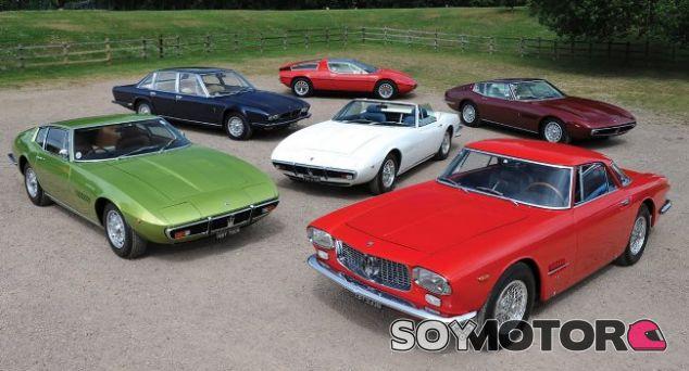 Subasta Maserati - SoyMotor.com