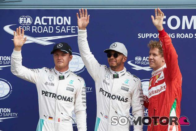 Lewis Hamilton lidera el ránking con un salario de 32 millones de euros anuales - LaF1