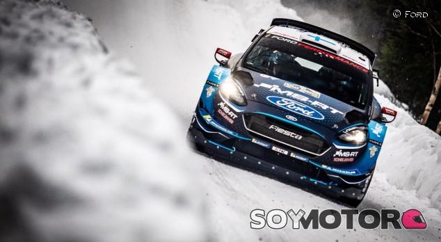 Rally Suecia 2019: Suninen reina en el caos - SoyMotor.com