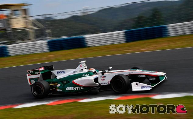 La Súper Fórmula es la categoría reina del automovilismo japonés - LaF1