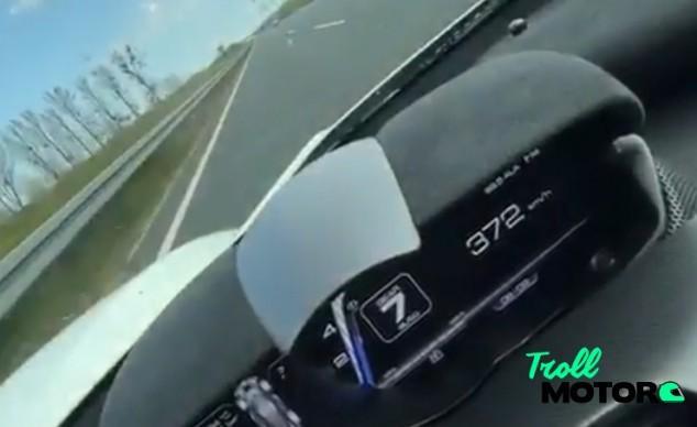 ¡Supera la velocidad de un F1 con su Ferrari LaFerrari en Alemania! - SoyMotor.com