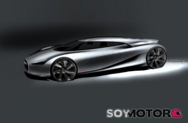 Jaguar podría lanzar un superdeportivo eléctrico en el futuro - SoyMotor.com