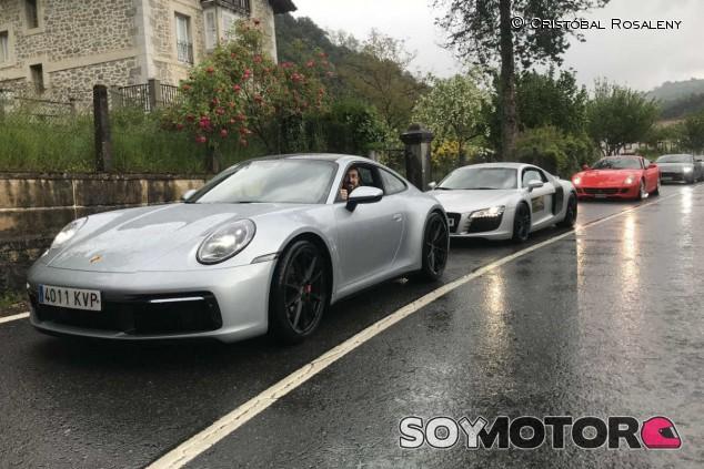Superdeportivos Cantabria: nuevo éxito bajo la lluvia - SoyMotor.com