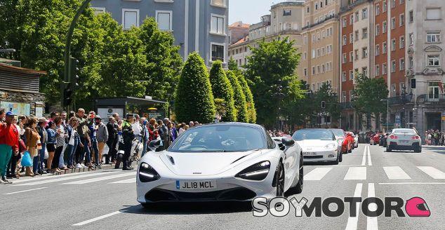 Los superdeportivos toman las calles de Santander en el evento más concurrido de su trayectoria - SoyMotor.com