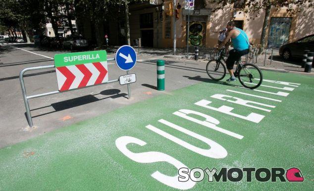La primera 'superisla' ya ha entrado en funcionamiento en Barcelona - SoyMotor.com
