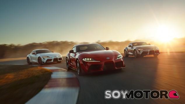 Las claves del nuevo Toyota Supra al descubierto - SoyMotor.com