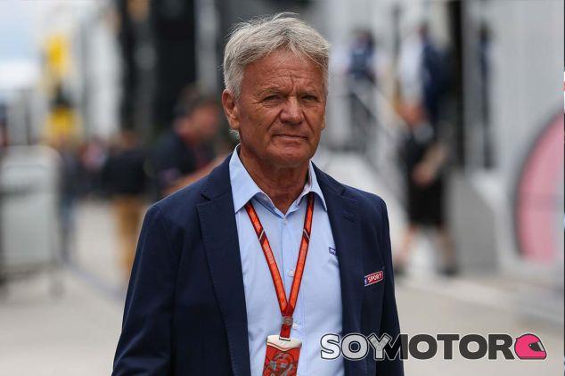 Marc Surer en Hungría - SoyMotor.com