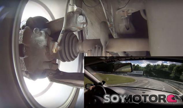 Suspnesión Nürburgring - SoyMotor.com