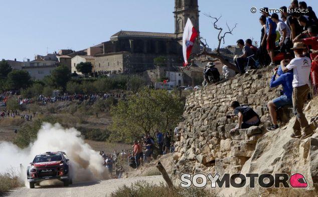 Meeke en Cataluña 2017 - SoyMotor.com