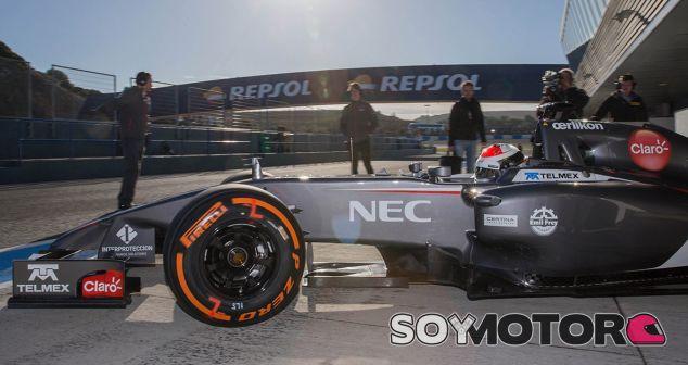 Sutil no cree que los test de Jerez fueran relevantes para los equipos