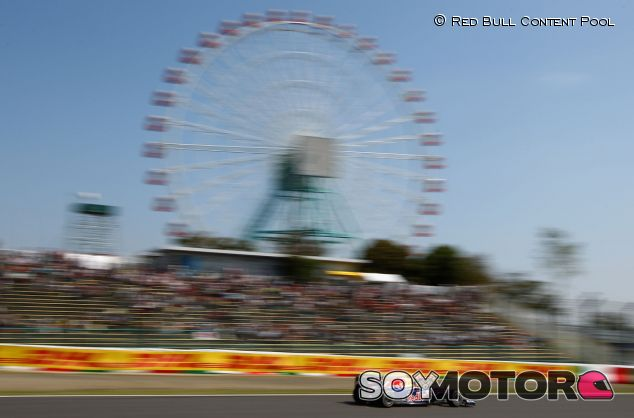 El circuito de Suzuka en una imagen de 2011 - LaF1