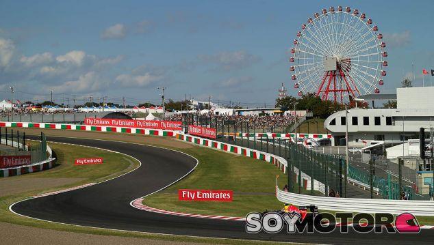 Vettel recuerda cómo se proclamó bicampeón en 2011 en Suzuka - LaF1.es