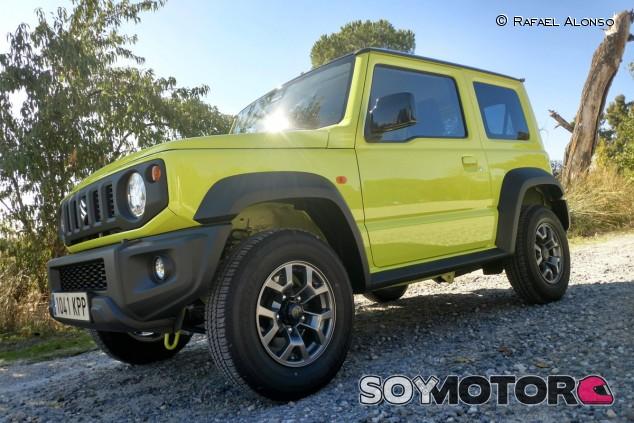 Al volante del nuevo Suzuki Jimny: aventurero inmortal - SoyMotor.com